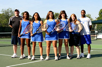 20090913 MU Tennis Team Pictures