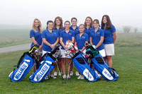 20090826 MU Womens Golf Team