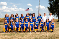 20120809 MFMS Softball Team Pictures