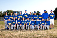 20120811 MFMS Baseball Team Pictures