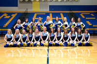 20120814 MFHS Trojanette Team Pictures