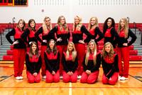 20120817 WLHS Cheerleading Team Pictures