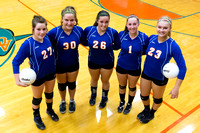 2012 AOHS Volleyball