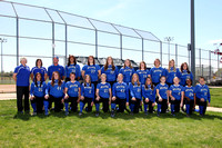 20121208 MU Womens Softball Team Pictures