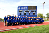 20091208 MU Track and Field Team Pictures