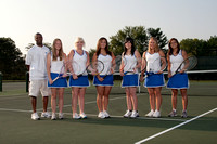 20100817 MU Womens Tennis Team Pictures