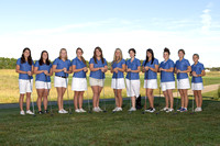 20100817 MU Womens Golf Team Pictures
