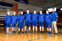 20110210 AOMS Wrestling Team Pictures