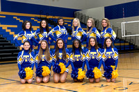 2011-12 MFHS Cheerleading
