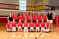 2011 WLHS Volleyball