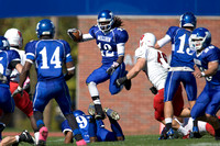 20111015 MU vs North Central Football