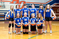 2012 AOMS Volleyball