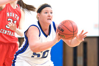 20120121 MU vs North Central Womens Basketball