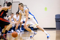 20121127 MFHS vs Heyworth Boys Basketball