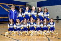 2008-09 MFHS Cheerleading