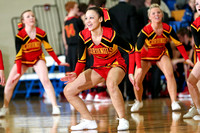 20130122 WLHS Cheerleading