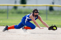20150822 AOMS vs WLMS Softball