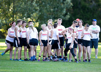 2015 AOHS Cross Country