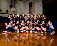 2014-15 MFMS Volleyball