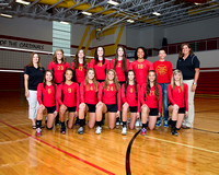 20130823 WLHS Volleyball