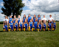 20130814 MFMS Softball Team Pictures