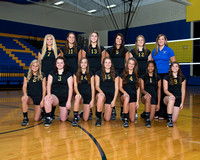 2013 MFHS Volleyball