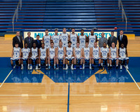 20151027 MU Mens Basketball Team