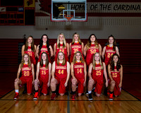 20151113 WLHS Girls Basketball Team