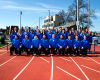 20151027 MU Track and Field Team