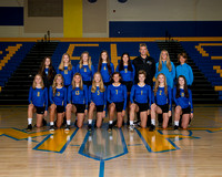 2016 MFHS Volleyball