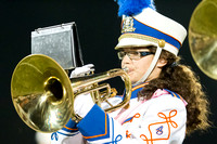 2013 AOHS Marching Band