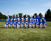 20160810 MFMS Baseball Team Pictures