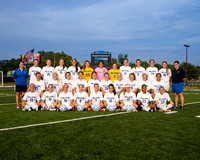 20140824 MU Womens Soccer Team