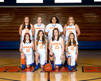 20161102 AOMS Girls Basketball Team