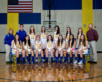 2013-14 MFHS Girls Basketball