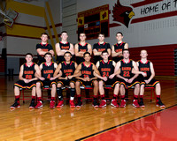 2013-14 WLHS Boys Basketball