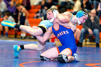 20140103 Argenta Oreana High School Wrestling