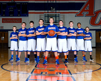 2013 AOMS Boys Basketball