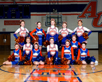 2013 AOMS Cheerleading