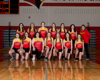 20180309 WLHS Girls Track and Field