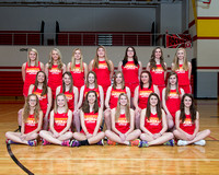 20140326 Warrensburg Latham Girls Track Team