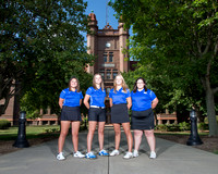20170820 MU Womens Golf Team