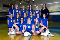 2009 MFMS Volleyball