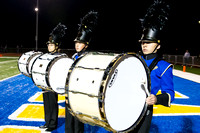 20141010 MFHS Marching Band
