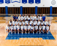 20170820 MU Volleyball Team